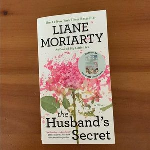 The Husband's Secret Paperback book